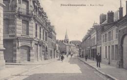 Fère Champenoise Rue Du Pont - Fère-Champenoise