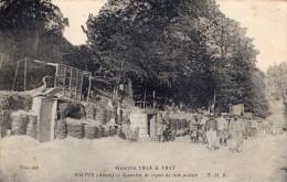 SOUPIR GOURBIS DE REPOS DE NOS POILUS GUERRE 1914-1917