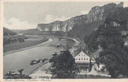 Allemagne - Rathen Bastei - Sächs Schweiz - Postmarked  Stadt Wehlen 1930 - Dresden