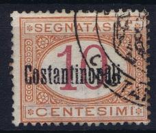 Italy: Levant Segnatasse  Sa Nr 1 Used 1922 - Bureaux D'Europe & D'Asie