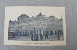 Bucarest Bucuresti Grand Hotel De France - Romania