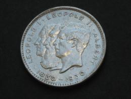 10 Francs - 2 Belgas 1930  - Royaume De BELGIQUE - Leopold I - Leopold II - Albert  **** EN ACHAT IMMEDIAT **** - 1909-1934: Albert I