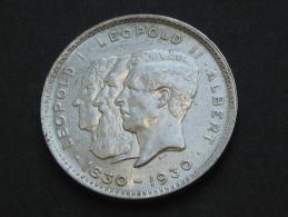 10 Francs - 2 Belgas 1930 - RARE !! - Royaume De BELGIQUE - Leopold I - Leopold II - Albert  **** EN ACHAT IMMEDIAT **** - 1909-1934: Albert I