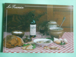 LE TOURAIN - Recettes (cuisine)