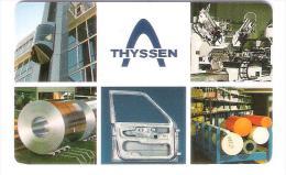 Germany - S 09/97 - Thyssen - Germany