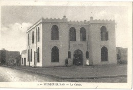 D 1298  MEDJEZ EL BAB  LE CAIDAT - Tunisie