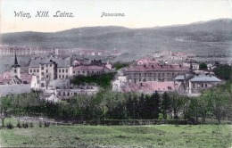 WIEN XIII Lainz Panorama Gel.1911 - Unclassified