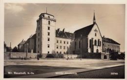 WIENER NEUSTADT Militärakademie Gel.1938 - Wiener Neustadt