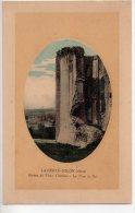 REF 202 CPA 02 La fert� Milon ruines du vieux chateau la tour du roi