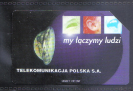 POLAND PHONECARD 1998 / 50 UNITS - Poland