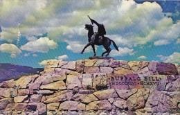 Buffalo Bill Statue Cody Wyoming - Cody