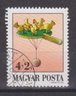 Hungary Mi 3980 Antique Toys - Pecking Chickens - 1988 - Hongarije