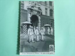 Principauté De MONACO - La Relève De La Garde - Monaco