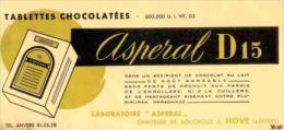 HOVE ( Anvers / Antwerpen ) Laboratoire Asperal - Produits Pharmaceutiques