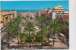carte postale de beyrouth ,beirut
