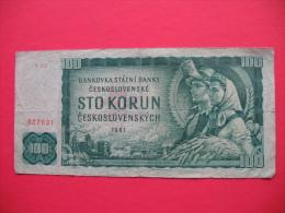 100 Korun - Cecoslovacchia