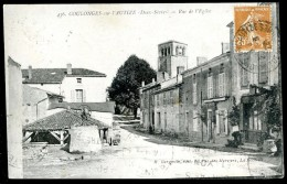Cpa Du 79 Coulonges Sur L' Autize     JUI16 - Coulonges-sur-l'Autize