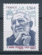 4435** Abbé Pierre - Unused Stamps