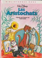 Les Aristochats De Walt  Disney - Bibliothèque Rose - 1982 - Bibliothèque Rose