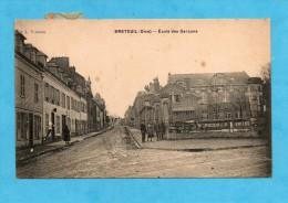 Breteuil ( Oise ). - École Des Garçons. - Breteuil