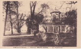 Villenave  D´Ornon ( 33 ) Château  Haute- Barde -  Le  Pigeonnier - France