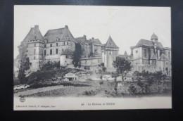 Chateau De Biron - Autres Communes