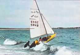 23986 Bout à La Vague -MX 6219 Jos Iris -voile Bretagne Sport - Voile
