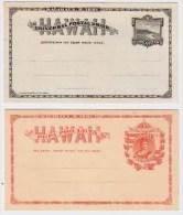 Hawaii , 1882, 2 GA Ungebraucht , #87 - Hawaii