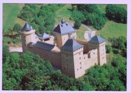 CPM MANDEREN ; Château De Malbrouck , Série La Lorraine Vue Du Ciel , Cliché RL Imatec  (   0125 ) - Ohne Zuordnung