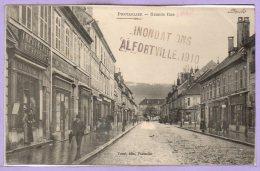 25 - PONTARLIER -- Grande Rue - Pontarlier