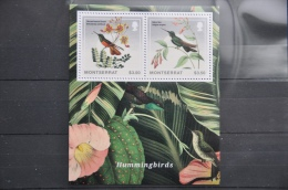 N 235++ MONTSERRAT 2014 VOGELS BIRDS OISEAUX HUMMINGBIRDS MNH ** - Montserrat