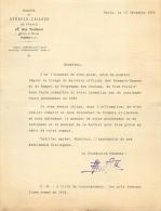 PARIX VIII RUE TREILHARD SOCIETE DES STEEPLE CHASES DE FRANCE 1932 - 1900 – 1949