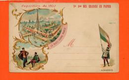 Exposition De 1900 - Ste Ame Des Crayons En Papier (brevets Blaisdell) - HONGROIS - Hongrie