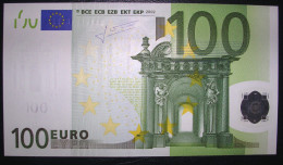 100 EURO J016E2 Italy Serie S  Perfect Uncirculated - EURO