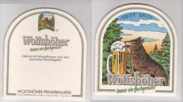 Wolfshöher Privatbrauerei Neunkirchen , Immer Ein Hochgenuss - Sous-bocks