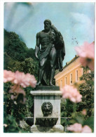 Romania - Baile Herculane - Hercule`s Statue - Monuments