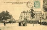 VERSAILLES - YVELINES (78)   -  PEU COURANTE CPA PRECURSEUR ANIMEE  DE 1905. - Versailles