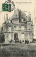79 BRESSUIRE - VILLA SAINTE CATHERINE - PLACE LABATE - SOUVENIR DU CONCOURS DE TIR  19 - 20 MAI 1907 - Bressuire