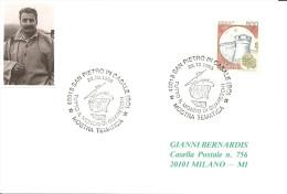 ITALIA - 1995 S.PIETRO IN CASALE (BO) Mostra Tematica Il Mondo Di GIOVANNI GUARESCHI - Escritores