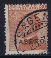 Italy: Levant Saseno  Sa Nr 5  Used - Bureaux D'Europe & D'Asie