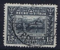 Italy: Eritrea Sa.nr. 36 Used 1910 - Eritrea