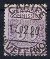 Italy: 1913 Servizio Commissioni Sa Nr 3 Used - Portomarken