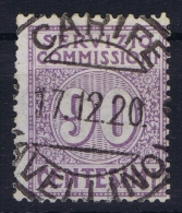 Italy: 1913 Servizio Commissioni Sa Nr 3 Used - 1900-44 Vittorio Emanuele III