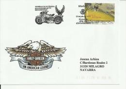 MADRID CC CON MAT PRIMER DIA MOTO HARLEY DAVIDSON 1200 (1929) - Motorräder