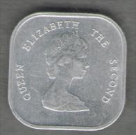 STATI DEI CARAIBI ORIENTALI 2 CENTS 1989 - Caribe Oriental (Estados Del)