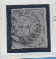 ALLEMAGNE, Confédération Du Nord, Yert N°10 - Norddeutscher Postbezirk
