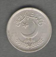 PAKISTAN 25 PAISA 1984 - Pakistan