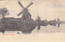 ZAANDAM (North Holland), Netherlands, 1900-10s ; Uitg. Nauta, Velsen. Zaandam - Zaandam