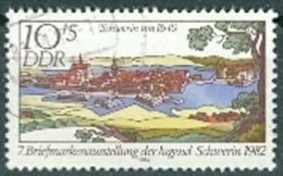 DDR Mi. 2722 gest. Briefmarkenausstellung Schwerin um 1640