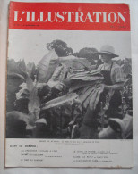 WW II:L'ILLUSTRATION:1941:   FRONT EST..ODESSA...LE TABAC..LE PORTALET-LEON BLUM, Gal GAMELIN....Etc.. - Journaux - Quotidiens